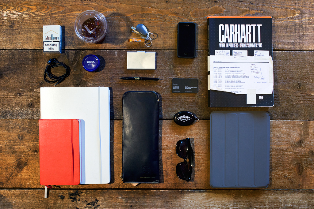 Image of Essentials: Marvin Javier of Carhartt WIP UK