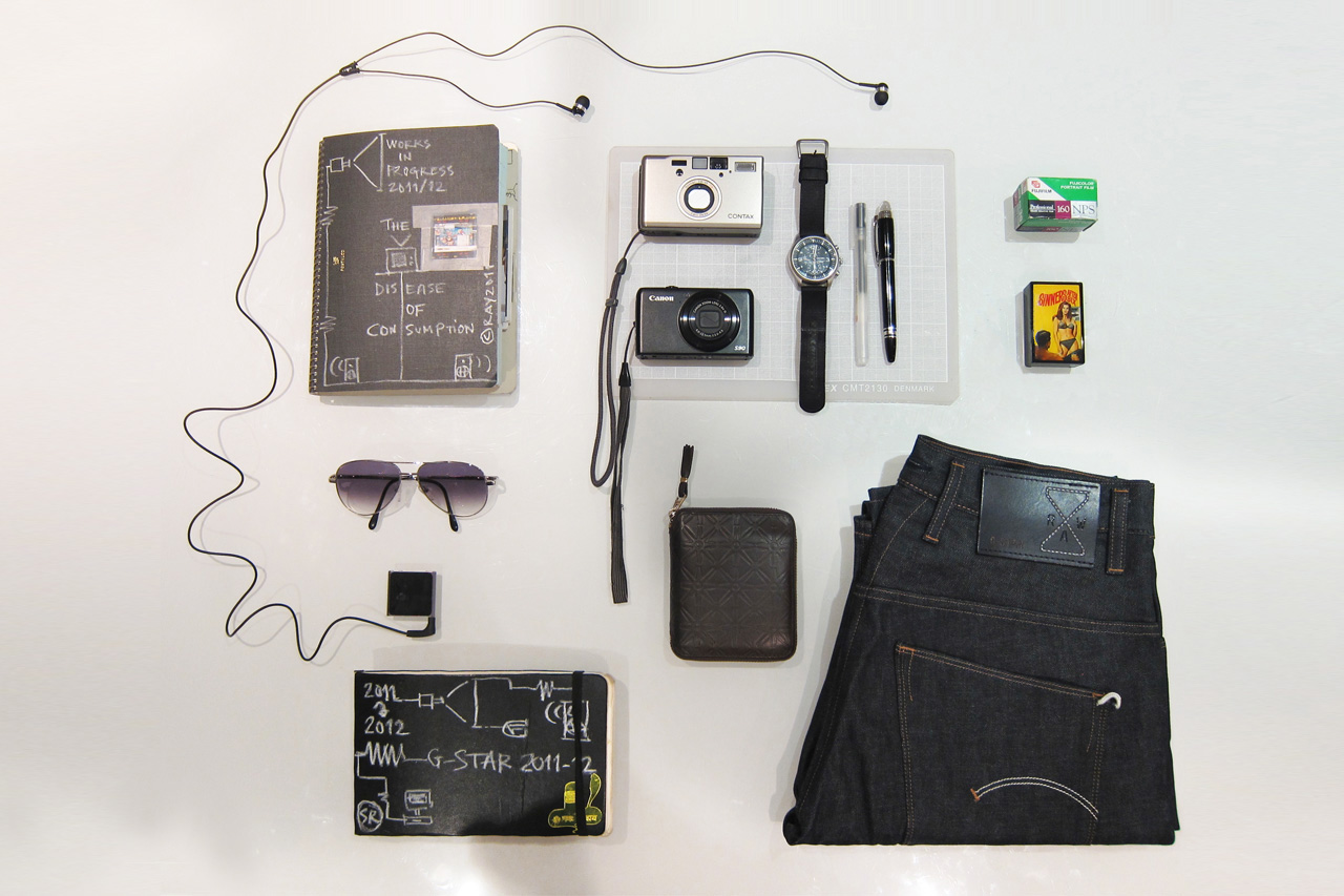 Image of Essentials: Shubhankar Ray of G-Star RAW