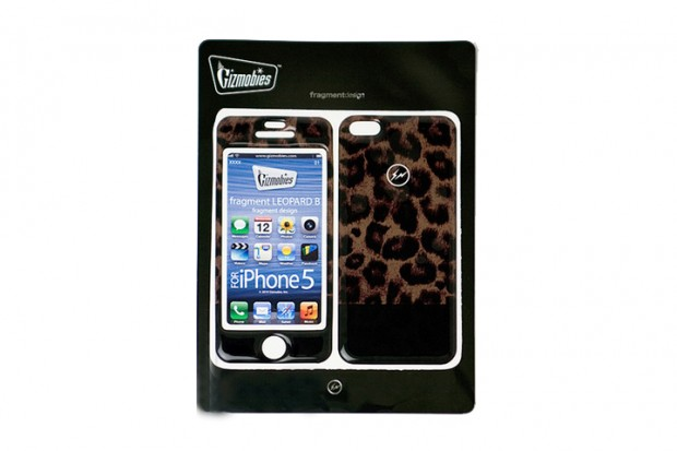 Image of fragment design x Gizmobies iPhone 5 LEOPARD Mobile Protector