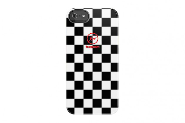 "Image of fragment design x Uncommon ""Fragment Blocks"" iPhone 5 Black Bezel Deflectors"