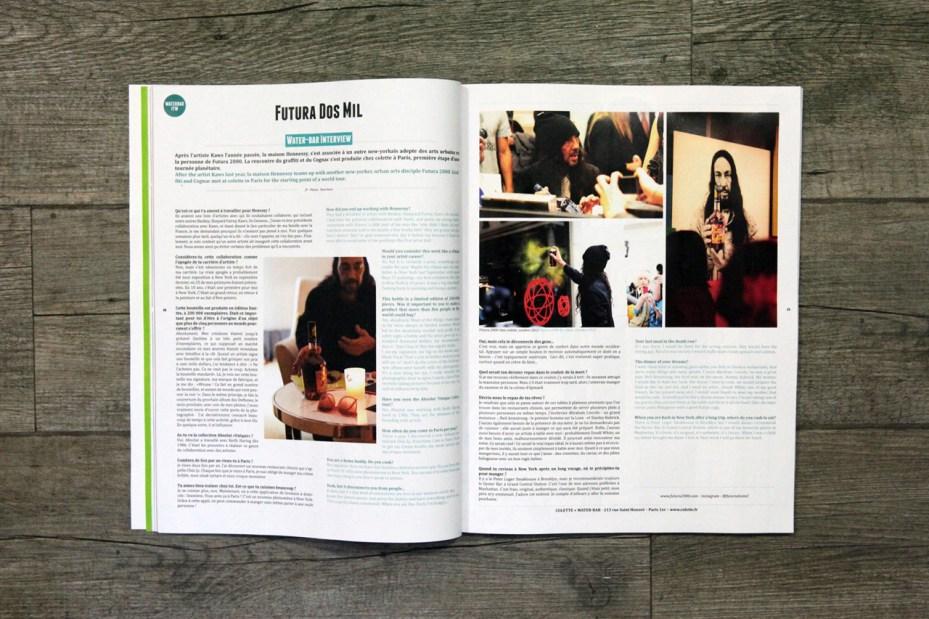 Image of Fricote Magazine Issue #9