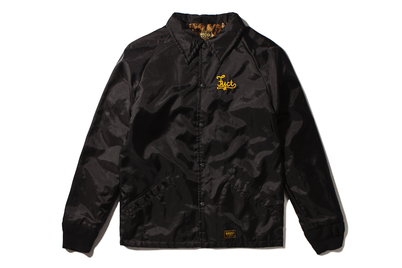 Image of FUCT SSDD 2012 Fall/Winter FUCT. CO Windbreaker