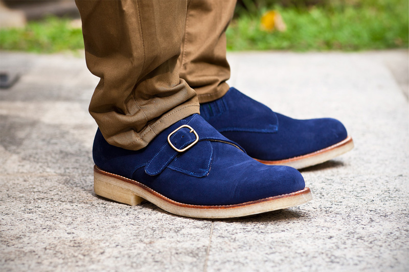 Image of Garbstore x Grenson 2012 Fall/Winter Collection