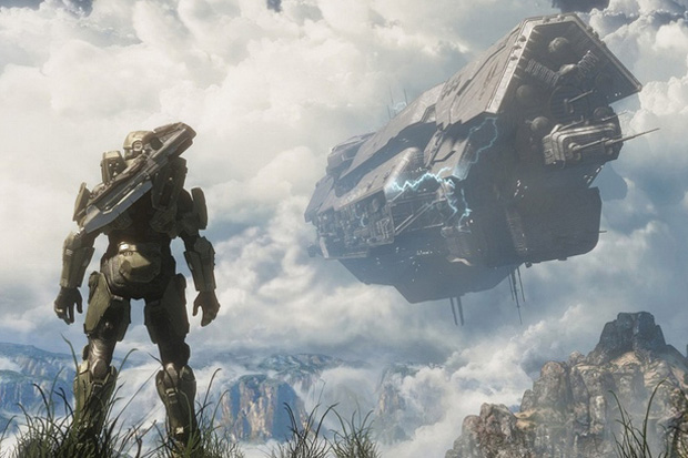 Image of Halo&#039;s $220 Million 1st Day Sales Make It the Biggest Entertainment Title of the Year