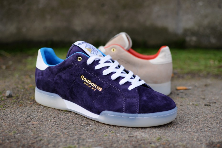 Image of Hanon x Reebok 2012 Fall/Winter NPC II