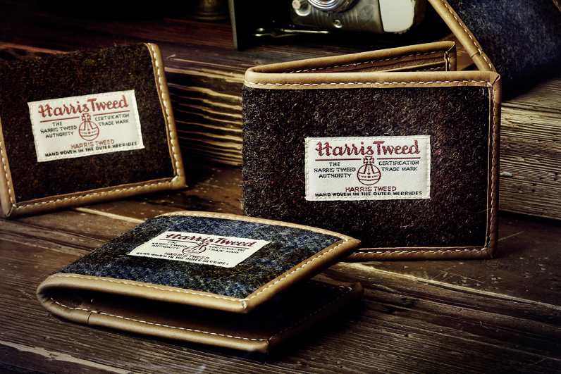 Image of The Earth Harris Tweed Collection