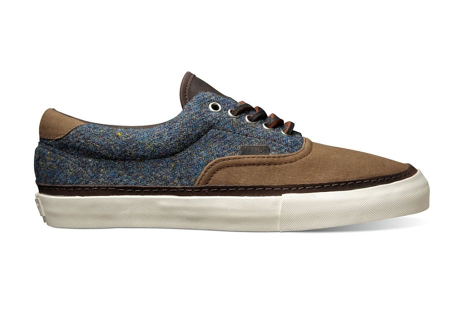 Image of Harris Tweed x Vans Vault 2012 Winter Capsule Collection