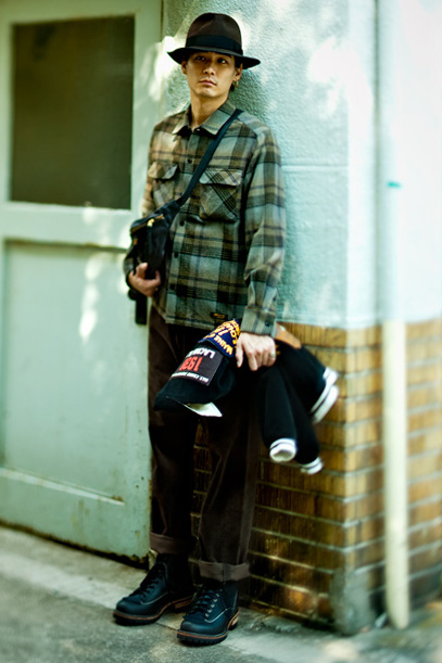"Image of honeyee.com: NEIGHBORHOOD 2012 Fall/Winter ""Innocent Vigor"" Editorial"