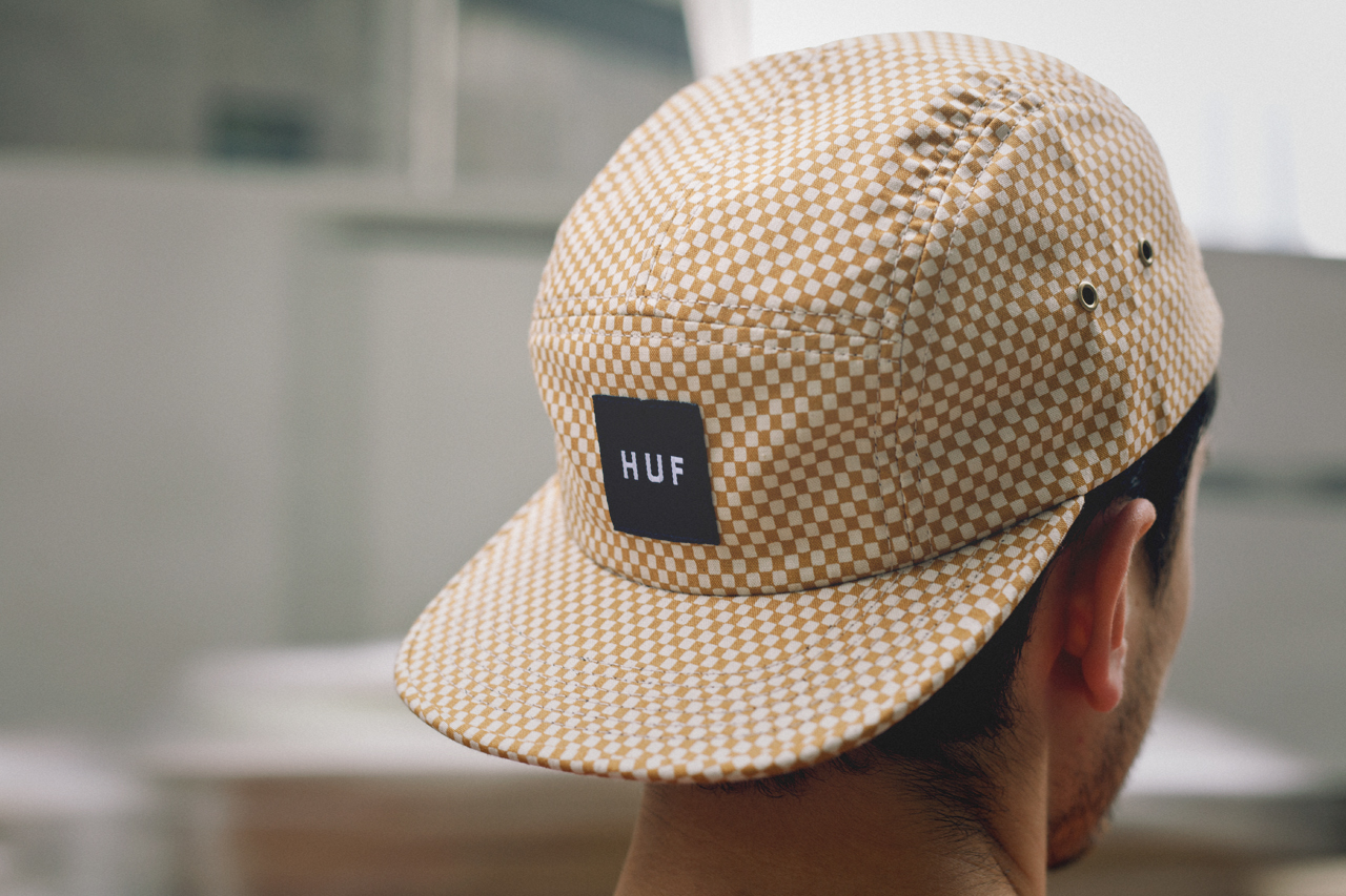 Image of HUF 2012 Fall/Winter Checkered Collection