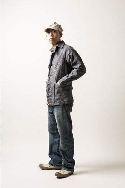 Image of HUMAN MADE 2012 Fall/Winter Lookbook