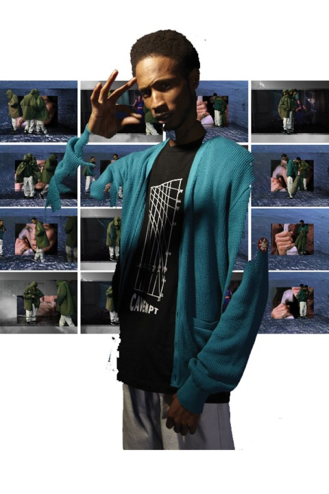 "Image of HYPEBEAST Magazine: C.E 2012 Fall/Winter ""BREAK UPS"" Editorial"