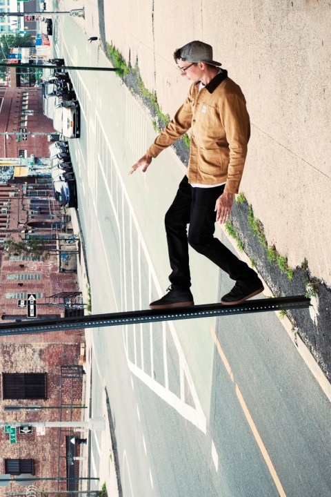 "Image of HYPEBEAST Magazine: HUF 2012 Fall/Winter ""STANCE"" Editorial"