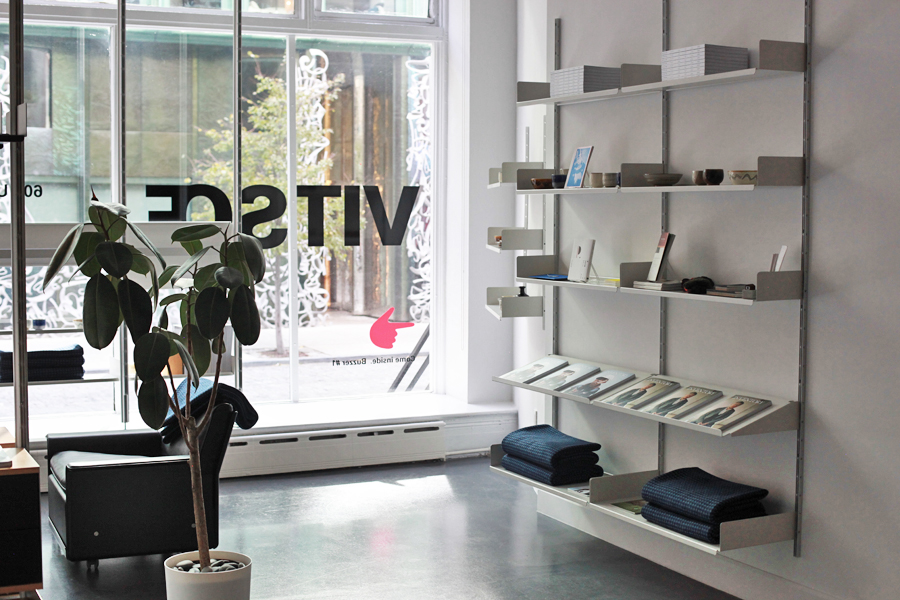 Image of Inventory Magazine Issue 07 Vitsoe NYC Shop-in-Shop Launch