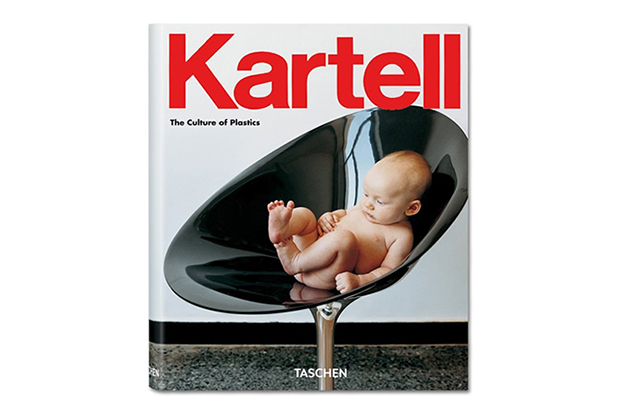 Image of Italian Furniture Icon Kartell Documented in TASCHEN's The Culture of Plastics