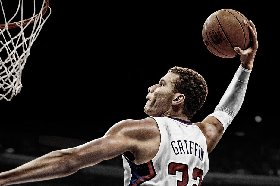 Image of It's Official: Blake Griffin Joins Jordan Brand