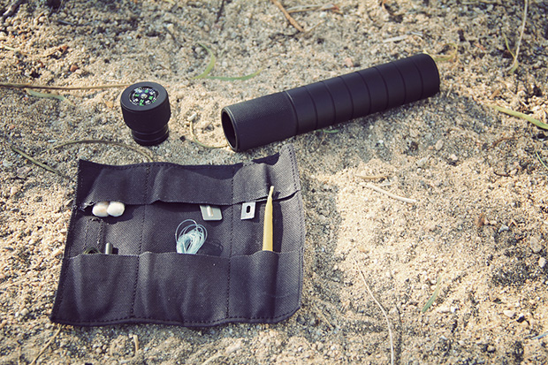 "Image of J. L. Lawson & Co. ""The Cell"" 6061-T6 Machined Survival Kit"