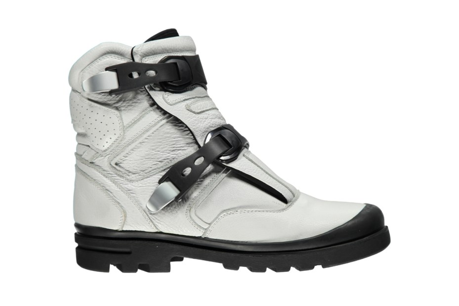 Image of J.W. Anderson x ALDO Leather Moon Boots