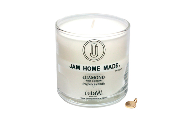 Image of JAM HOME MADE x retaW DIAMOND FRAGRANCE CANDLE