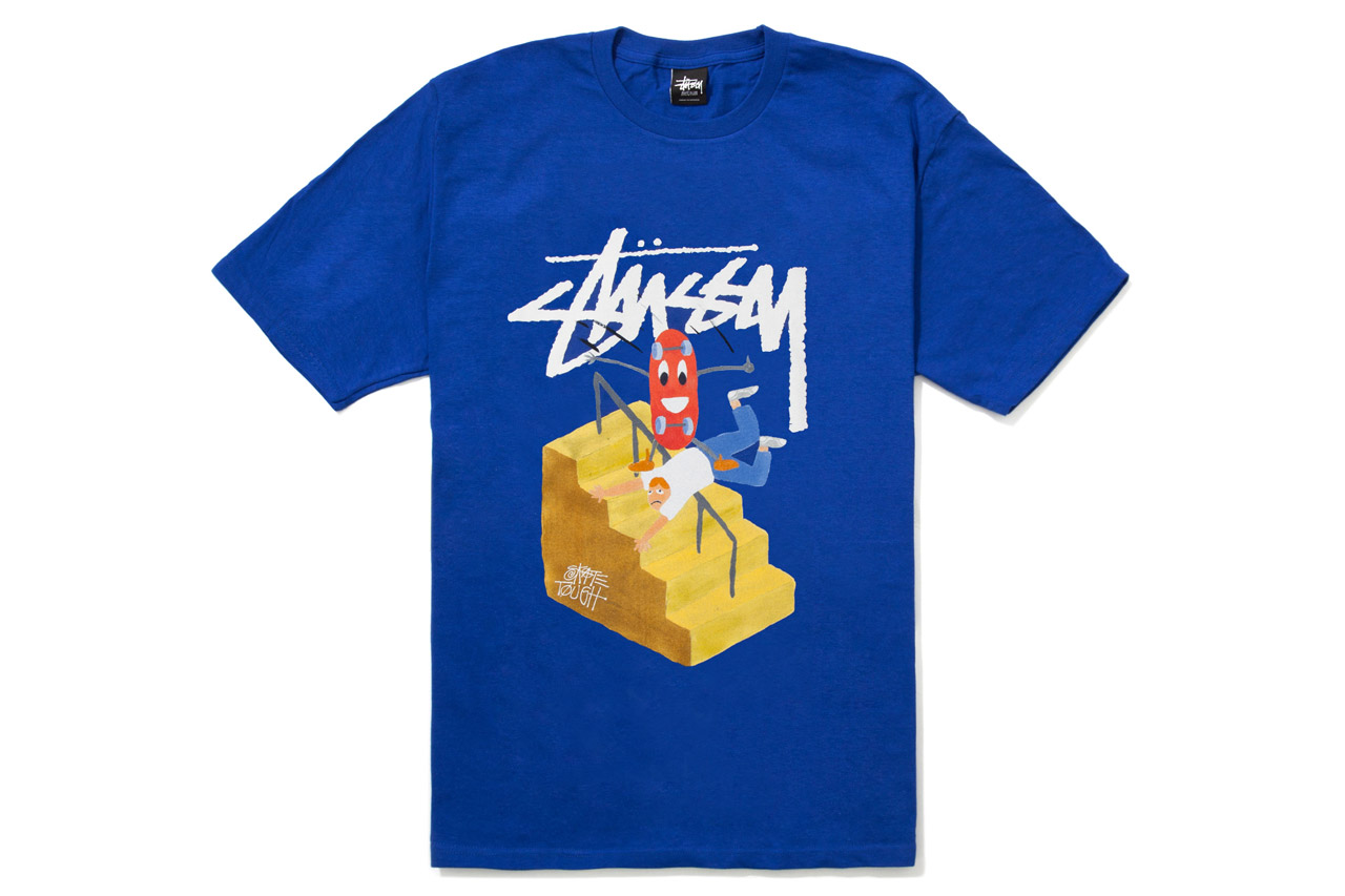 Image of Jayson Musson x Stussy 2012 Fall/Winter T-Shirt Collection