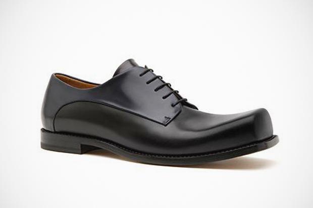 Image of Jil Sander 2013 Spring/Summer Square Toe Shoes