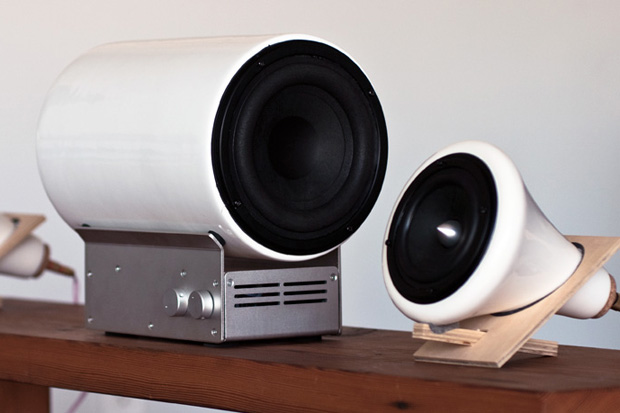Image of Joey Roth Ceramic Subwoofer