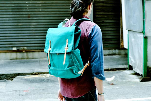 Image of kapok x Makr Carry Goods Farm Rucksack