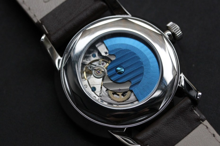 Image of Kent Wang Bauhaus Watch