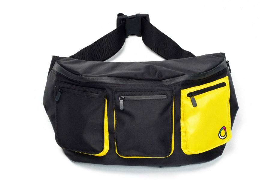 Image of Kidrobot Black Collection x Staple Design x Lexdray Sling Bag