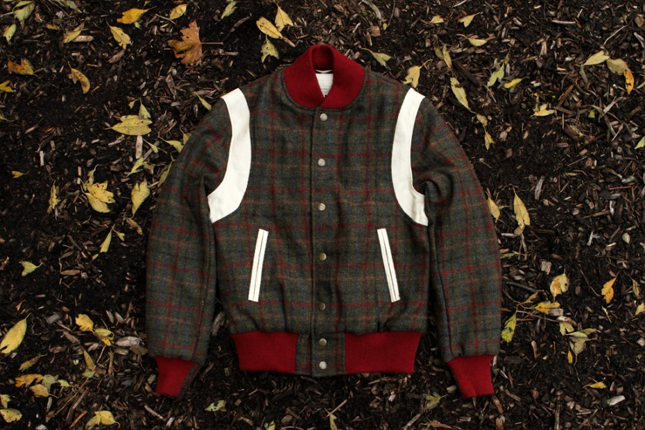 Image of Kith x Harris Tweed Outerwear Collection by Golden Bear