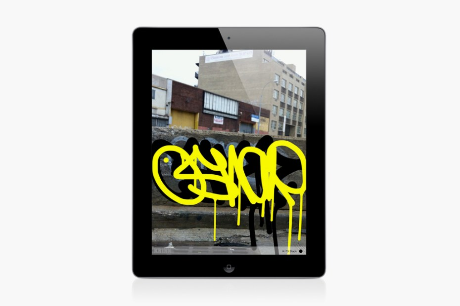 Image of KRINK Updates Its App with New Markers and Features