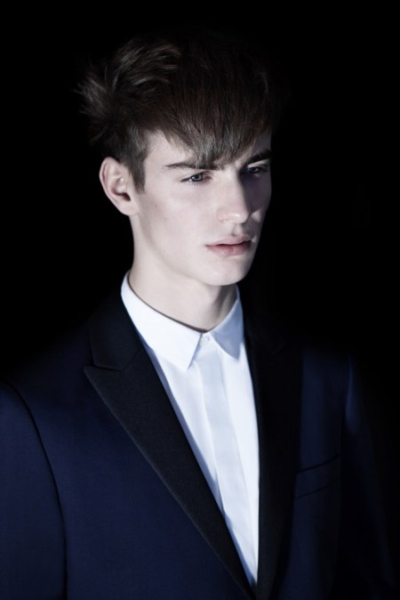 Image of Kris Van Assche Talks About His Essential Tuxedo