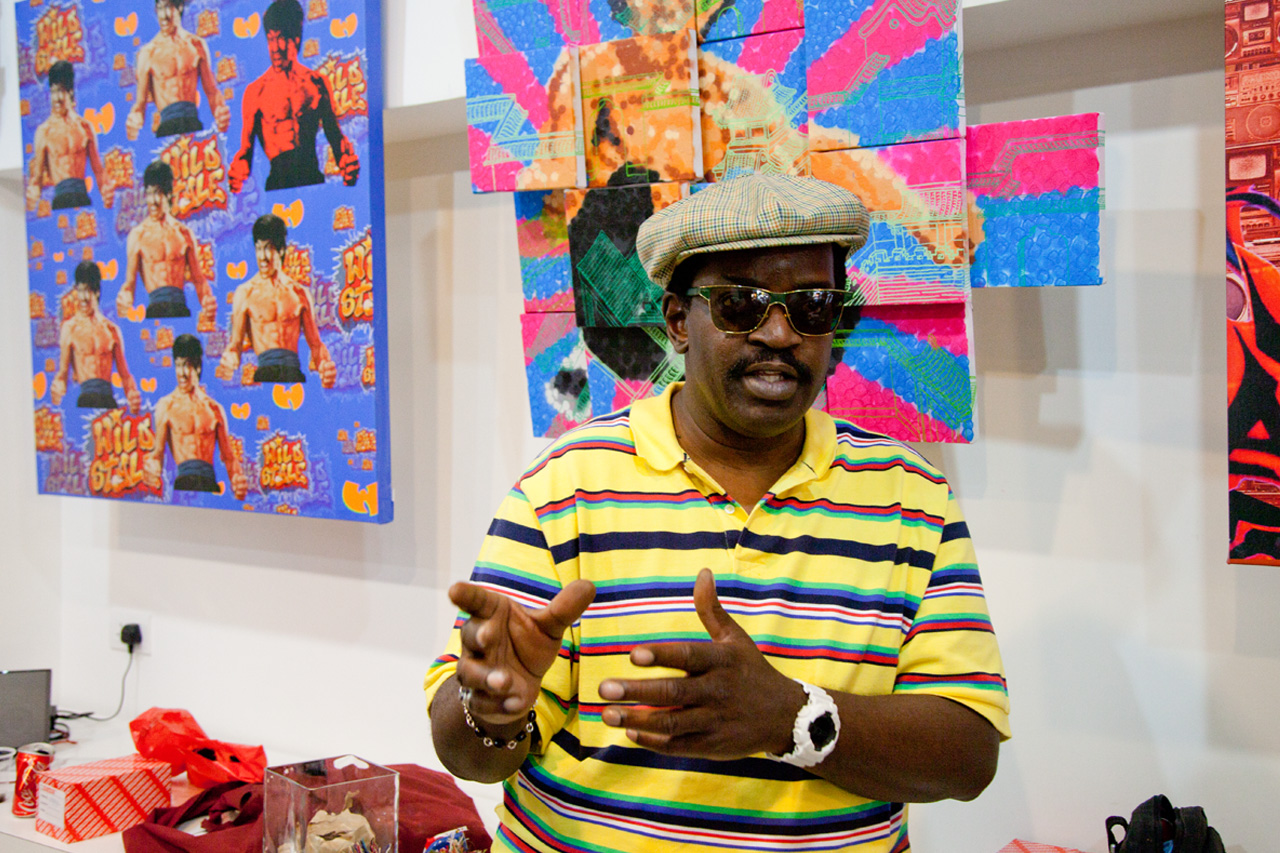 Image of Kung Fu Wildstyle: Transcending East and West Through Bruce Lee and Street Culture with Fab 5 Freddy and MC Yan