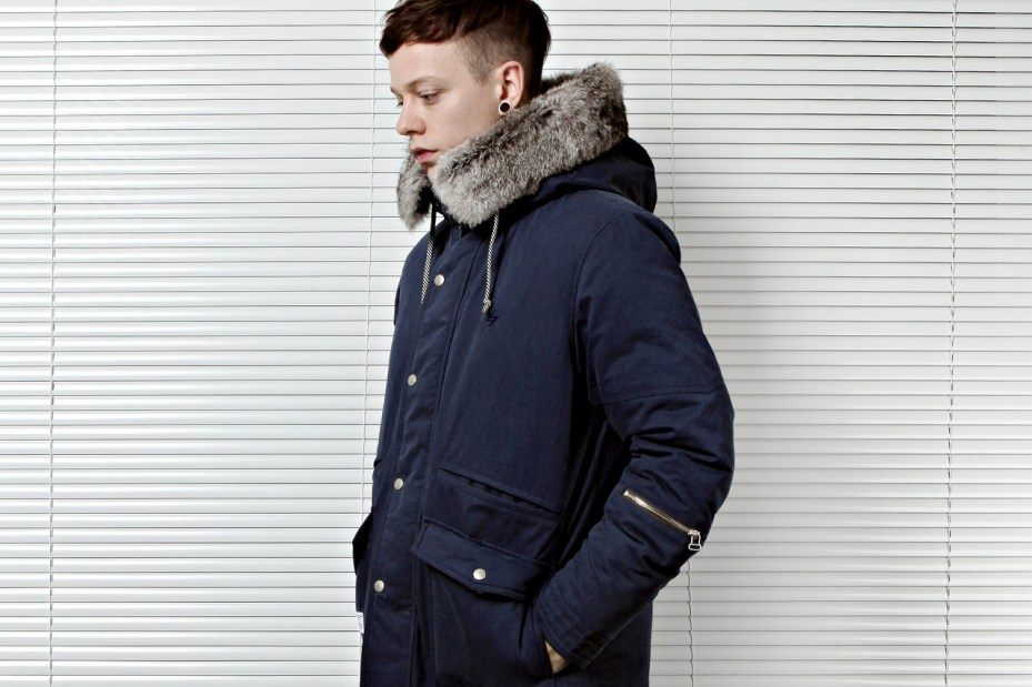 Image of LIFUL 2012 Fall/Winter Down Parka Collection
