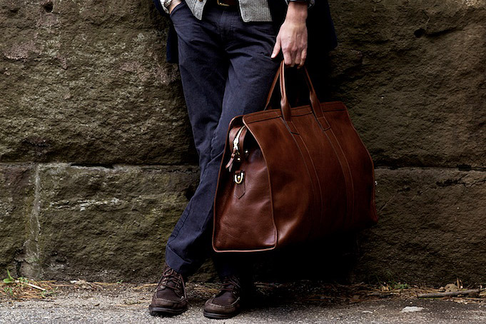 Image of Lotuff Leather 2012 Fall/Winter Bag Collection