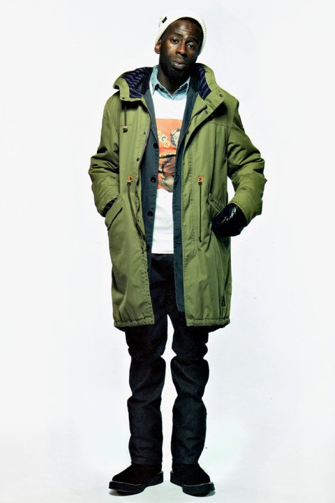 Image of LUKER by NEIGHBORHOOD 2012 Fall/Winter Collection Editorial