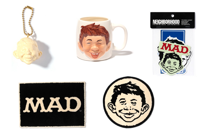 Image of MAD Magazine x NEIGHBORHOOD 2nd Capsule Collection
