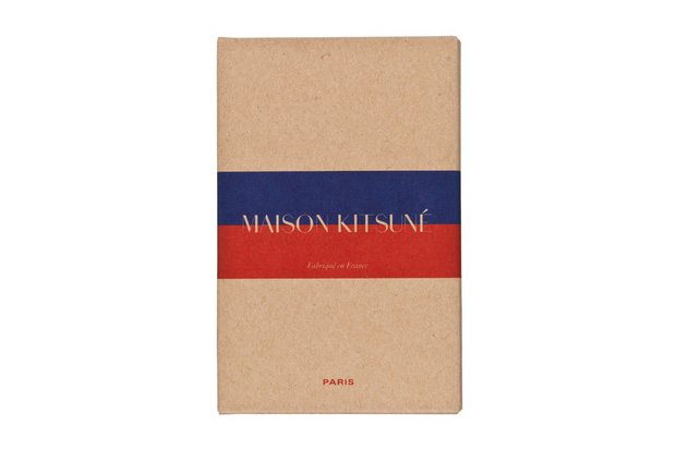 Image of Maison Kitsune x Calepino Notebook