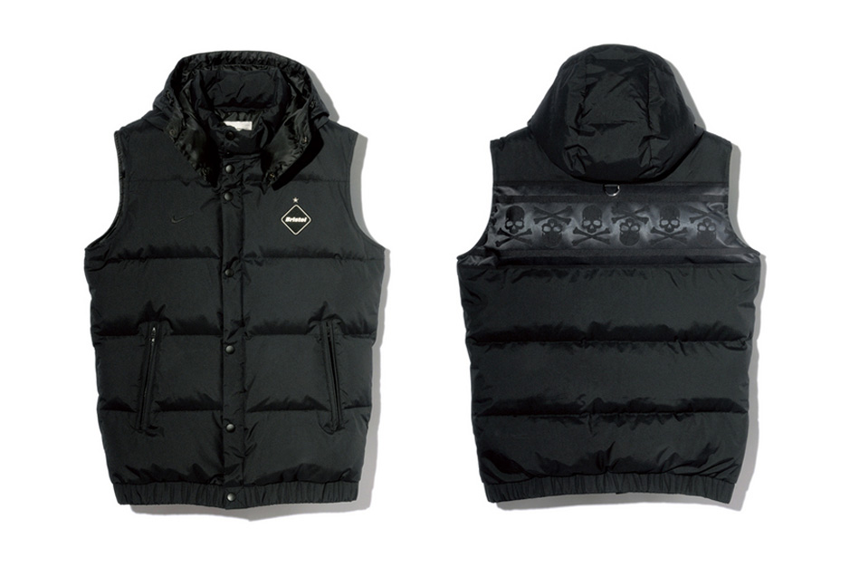 Image of mastermind JAPAN x F.C.R.B. 2012 Fall/Winter November Releases