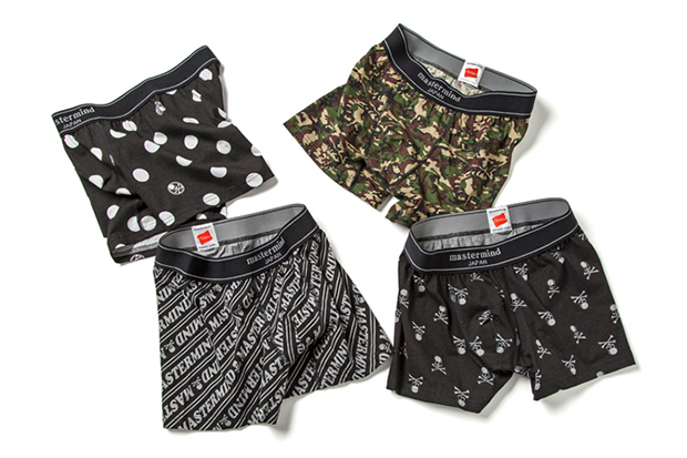 Image of mastermind JAPAN x Hanes 2012 Fall/Winter Collection