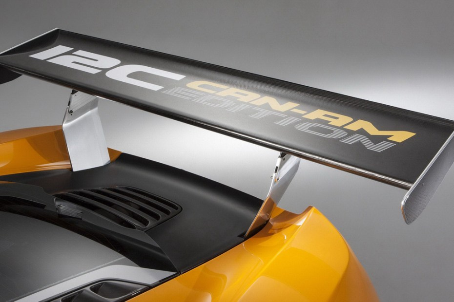 Image of McLaren Unveils the 630HP MP4-12C Can-Am GT