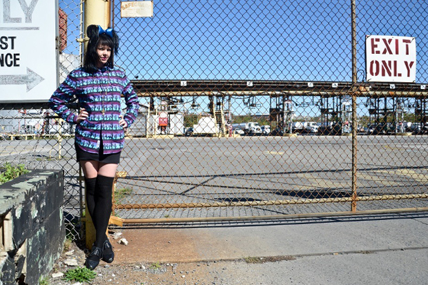 Image of Mishka Holiday 2012 Lookbook Photographed by Brook Bobbins