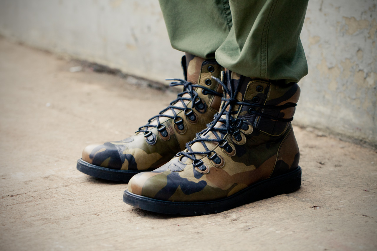 Image of Modern Vice Urban Hiker Boot Collection