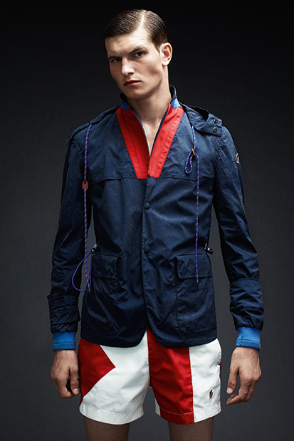 Image of Moncler Grenoble 2013 Spring/Summer Collection