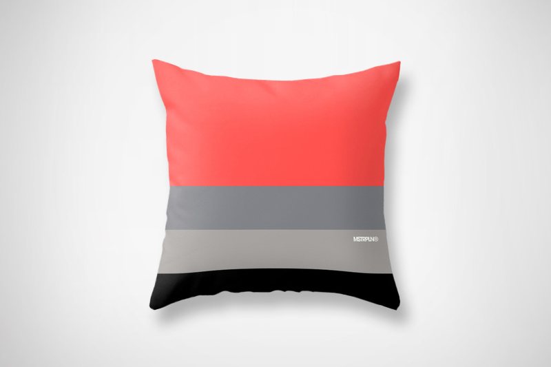 Image of MSTRPLN Minimal Sneaker Project Throw Pillows