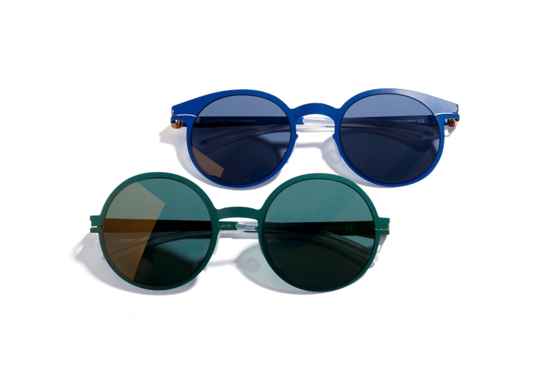 Image of Mykita 2013 Spring/Summer Decades Sunglasses
