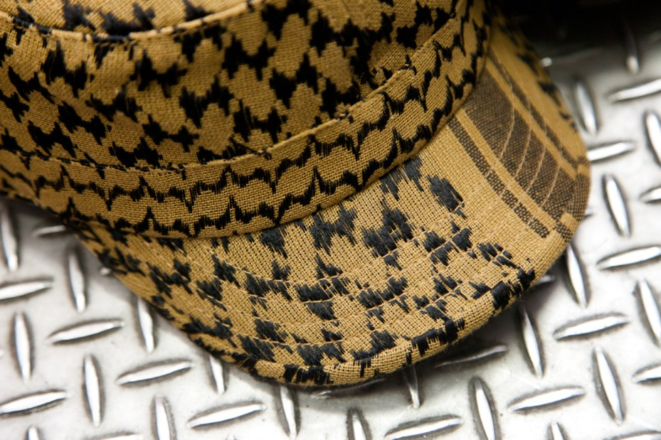 Image of N.S.B.Q. 2012 Fall/Winter Knitted Military Cap