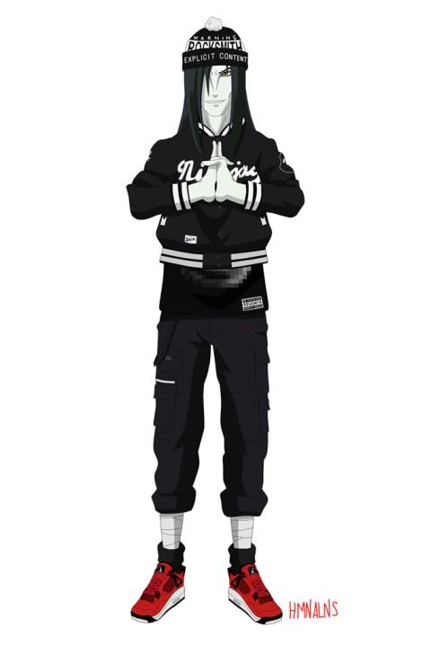 Image of Naruto Gets the Rocksmith Treatment via Human Aliens