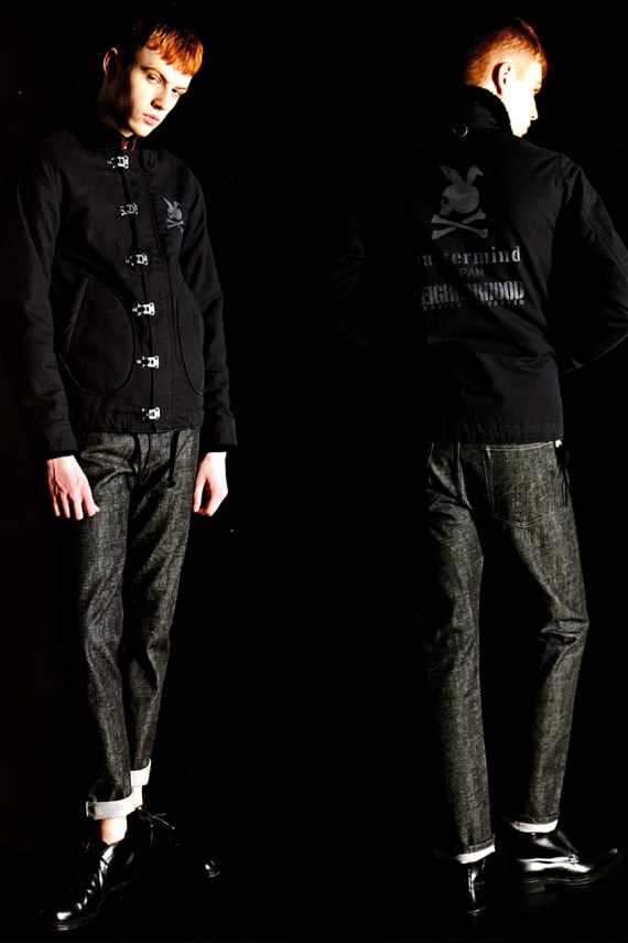 Image of NEIGHBORHOOD x mastermind JAPAN 2012 Fall/Winter Collection Part 3