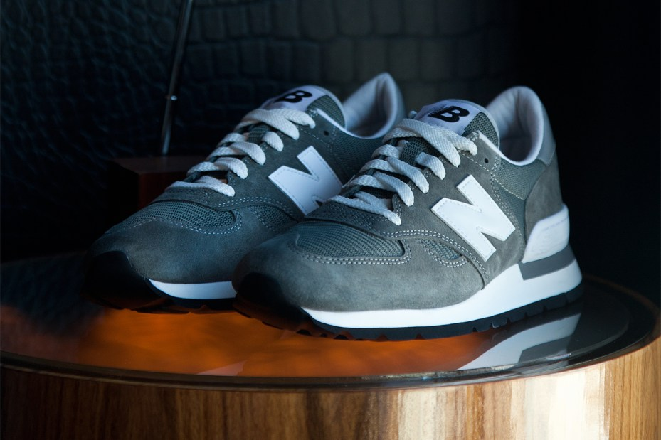"Image of New Balance 30th Anniversary Reissue ""Made in USA"" 990"