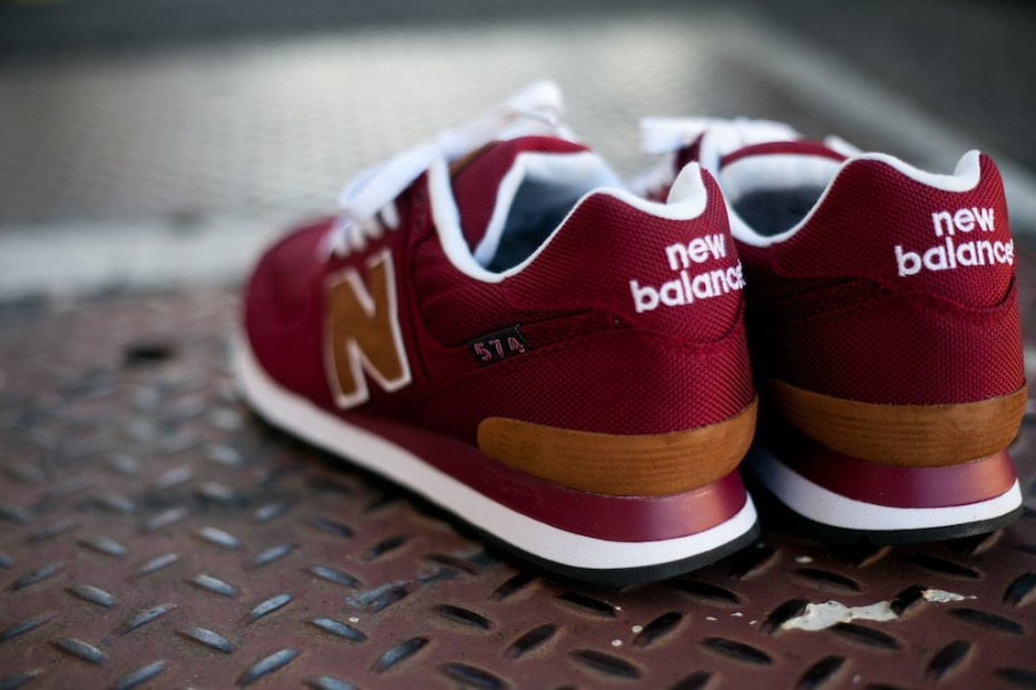 "Image of New Balance 574 ""Backpack"" Collection"